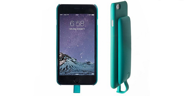 Lepow PIE phone case and battery charger