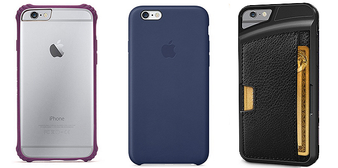 The Top Three Best iPhone 6 & 6 Plus Cases