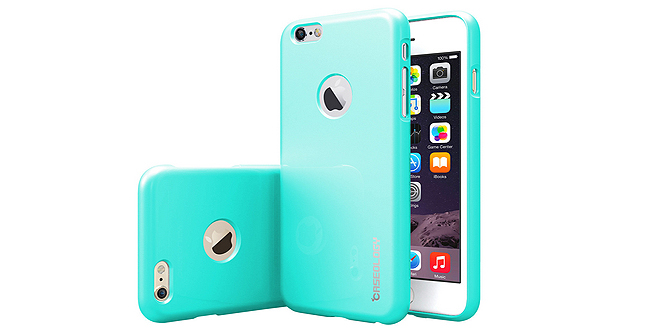 Drop Protection TPU Case For iPhone 6 Plus