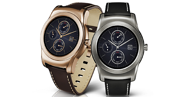 LG Watch Urban