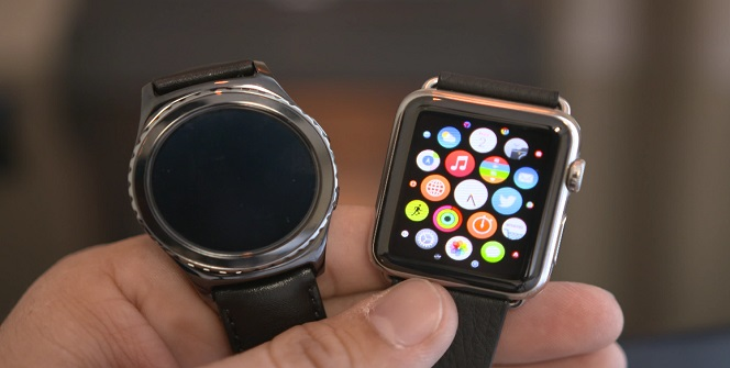 Gear S2 Iphone >> Samsung Rivals Apple S Watch With Gear S2 Iphone Informer