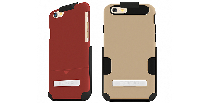 Seidio Surface Case for iPhone 6s
