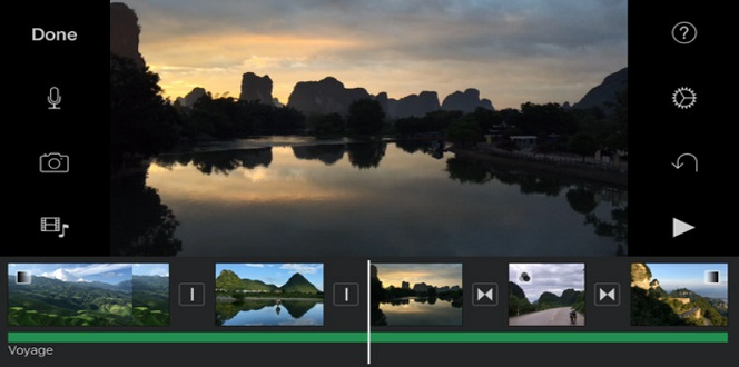 how to use the new imovie 2015