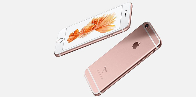 iPhone 6s has smaller battery