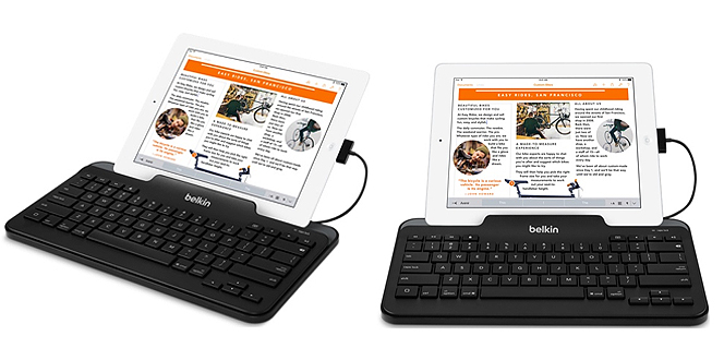 Belkin Wired Keyboard for iPad
