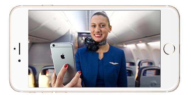 United Airlines Partnership With Apple & IBM | iPhone Informer