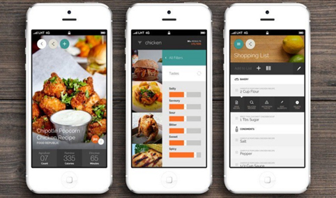Yummly the cooking app is great for tasty recipes and new for New app ideas for iphone