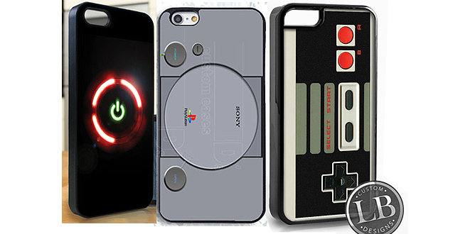 game cases controller