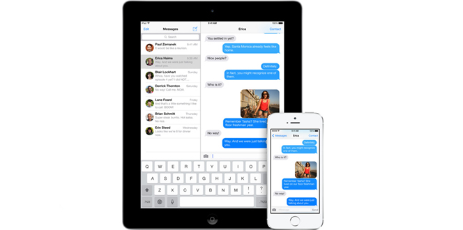 imessaging