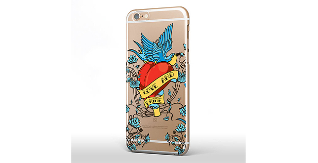 Ed Hardy type case