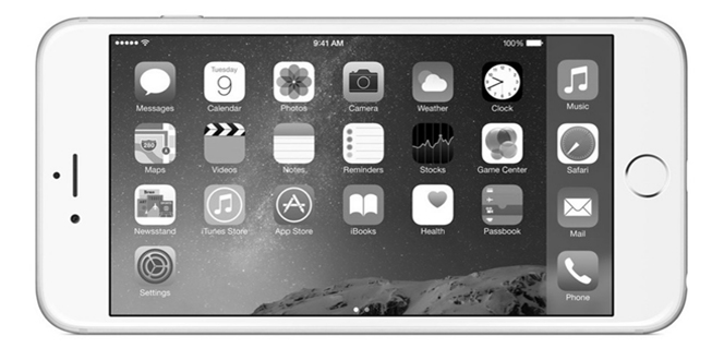 GreyScale Setting for iPhone