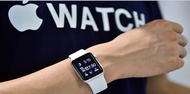 Apple watch- Micro-LED
