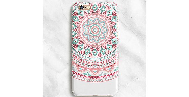 Mandala iPhone