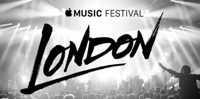 Apple music london