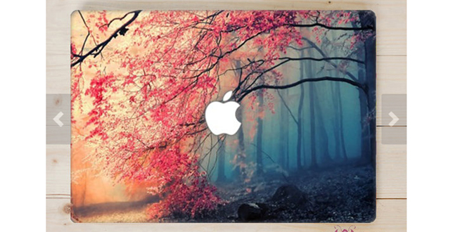Blossom Tree Macbook case