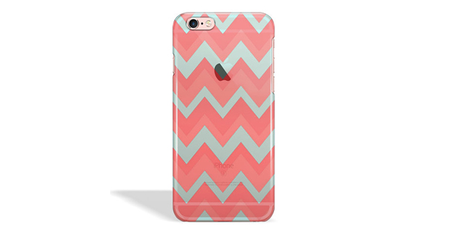 Cheveron iPhone Case