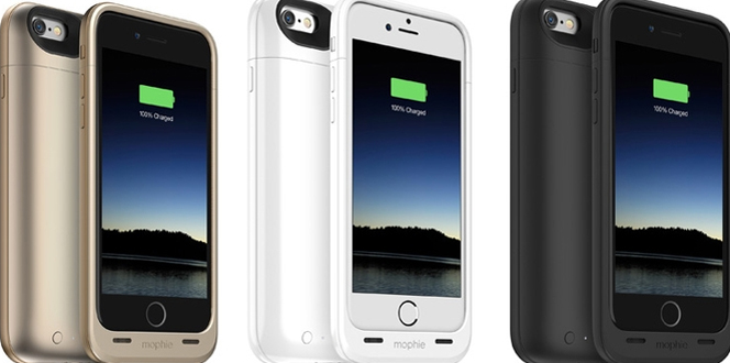 mophie battery case 6plus