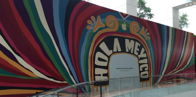 Apple mexico store