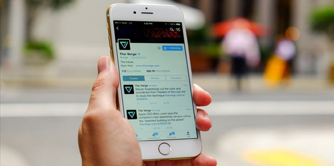 Twitter adds night shift