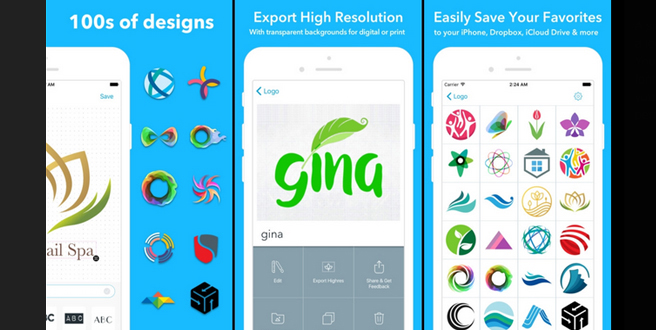design your own logo free app