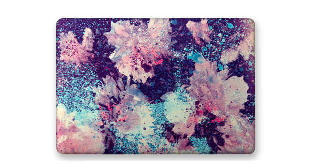 Spray paint Macbook