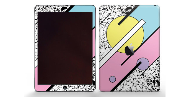 pop-art-ipad-case