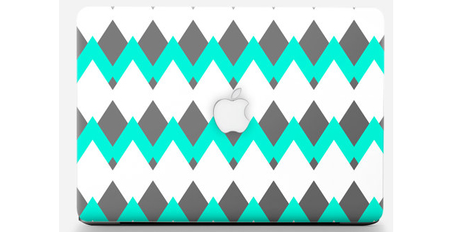 turquoise-macbook-decal