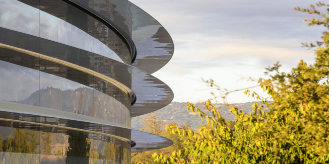 """Apple New Campus """"Apple Park"""" Will Open In April"""