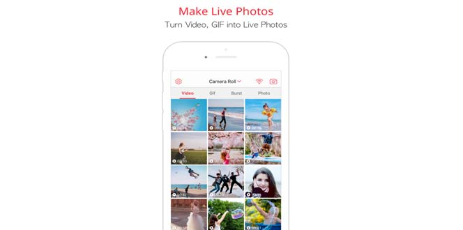 Turn Your Videos Or Gifs Into Wallpapers With The intoLive Pro App