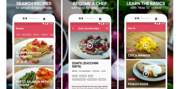 Choose from over 40 different recipes with the new runtasty app choose from over 40 different recipes with the new runtasty app forumfinder Images