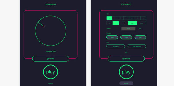 Create Your Own Music With The New Stravinksi App The