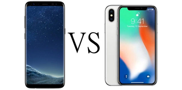 which is better galaxy or iphone iphone x vs samsung galaxy s8 which one is better 9209